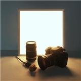 320x320mmOLED面板大面积oled照明光源新一代健康护眼光源