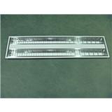 商场超市工程T5嵌入式格栅灯盘SY-3003型 2x28w