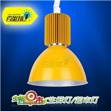 百里挑一‖生鲜照明 30W黄色 LED面包干货专用生鲜灯 超市吊灯 超市灯
