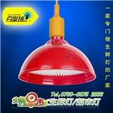 百里挑一‖生鲜照明 25W 黄白光 LED熟食专用灯 熟食灯超市灯
