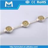 LED楼体轮廓点光源 户外亮化点光源 1W可控私模点光源 并联信号传输控制