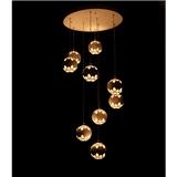 客厅LED吊灯