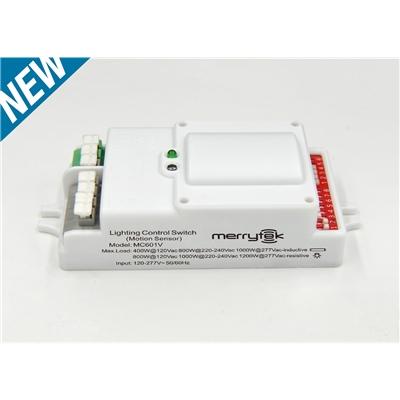 微波感应调光5.8GHz智能控制器MC601V