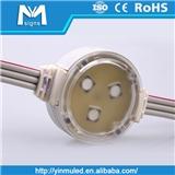 LED点光源/1W可控私模点光源 /3cm直径点光源 户外亮化点光源/并联信号传输控制