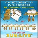 排插用连体开关模组 BS-971-3