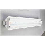商场超市T5T8LED荧光灯具支架SY-2033-R型2x1200