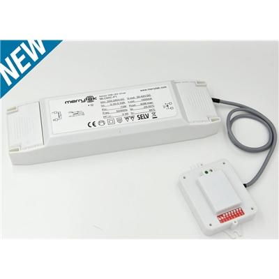 迈睿直销微波智能感应调光电源 MLC65C-P2