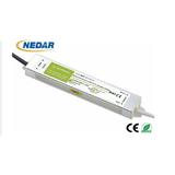 耐达LED 12V30W防水恒压驱动电源IP68铝壳灌胶
