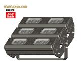 最新款飞利浦LED工矿灯300WLED模组光源大功率泛光灯 高杆灯