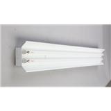 工程商场超市T5T8T12LED荧光灯具支架SY-2053型 2x28w