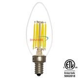 丹枫 C35 LED灯丝灯 5W