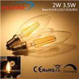 丹枫 C35尖灯泡蜡烛灯泡