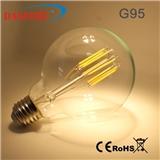 丹枫 G95 G30 爱迪生复古灯丝 LED仿古灯