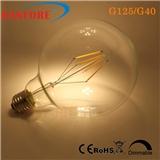 丹枫 G125 G40大球泡 LED钨丝灯