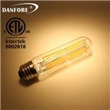 丹枫 T30 125/127mm 2/4/8条LED复古灯丝灯 可调光LED钨丝灯管