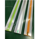 瀛利照明新产品 可调节LED办公铝材吊线灯 艺型非标铝材吊线灯