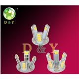 LED蜡烛灯 360度贴片光源 2835高亮灯珠 SMD焊接 LED灯珠