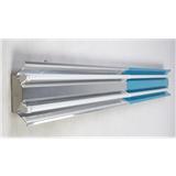 优质冷轧钢板已经铝的镜面反光板 超市光带支架 超市流水线 荧光灯灯具