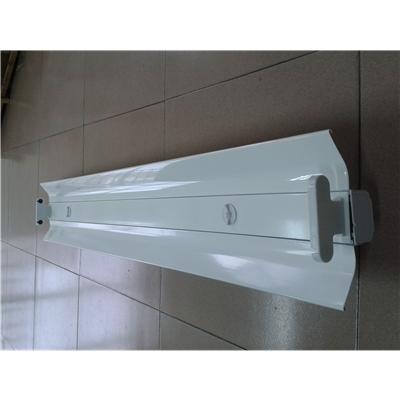 led超市灯架铝合金线槽灯流水线,led桥架灯