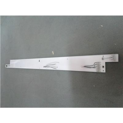 优质超市商场led流水线线槽车间灯具 流水线光带铝材灯具支架
