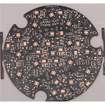 铜基板及热电分离铜基板copper substrate