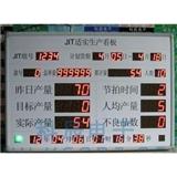 生产厂家供应科辰JIT适实生产看板