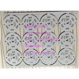 创辉特 大厂家定制生产led铝基板,玻钎板