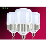 厂家直销 LED球泡灯 大瓦数球泡灯 白富美 工程球泡灯 高亮 正白 塑包铝 球泡灯