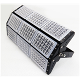 300W球场灯LED高杆灯270度发光可调角度