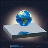 3寸无线传导发光磁悬浮地球仪,可选7色光或暖白光