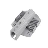厂家直销F款两模组LED路灯外壳,LED道路灯壳体,60-100W路灯