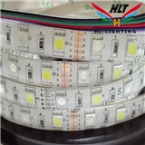 RGB+W(RGB+白光/暖白) 60灯 LED软灯条