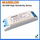 促销 高性价比高稳定性45W 50W LED恒流1100mA 1200mA 驱动电源