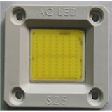 高压免电源220V直接驱动AC-COB陶瓷COB工矿灯投光灯专用50W