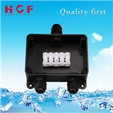 汇诚丰B707防水接线盒接线端子IP66防水等级 户外照明灯具配端子