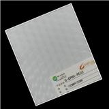深圳市明悦光学小六角面板灯天花灯轨道灯防眩光膜高质量透光率93%