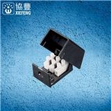 佛山市南海协丰/导轨灯配件 三位接线盒 XF903