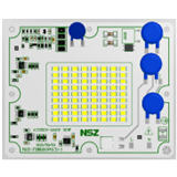 LED高压线性恒流贴片模组 高PF值低THD电路 泛光灯50W