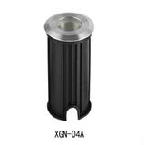 LED 可调光的地埋灯 XGN-04A