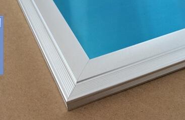 最新焊接面板灯边框外壳套件 超薄