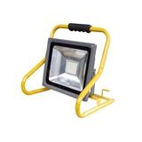 20W支架式手提应急投光灯 IP65 led移动工作灯
