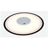 圆形LED吸顶灯/DYD-8401/DYD-8403/淡蓝色/透明色/茶色/酒红色