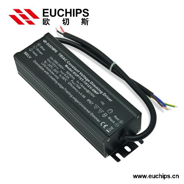 欧切斯 75w 恒压12v 防水调光可控硅驱动