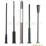 阳明 生产厂家2.5mm 路灯灯杆 庭院灯灯杆 双杈单杈灯杆优质美观灯杆