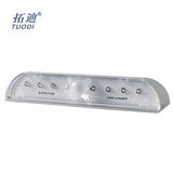 厂家批发3M胶电池感应小夜灯 人体红外感应衣柜灯 led电池橱柜灯