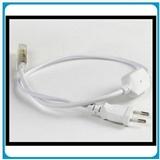 厂家直销 特惠-高品质5050 220V LED高压软灯带整流插头