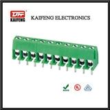 螺钉式PCB接线端子 欧式接线端子 KF396V/KF396R 3.96MM距