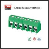 螺钉式PCB接线端子 欧式接线端子KF126V/KF126R 5.00MM距