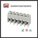 螺钉式PCB接线端子 欧式接线端子KF167V /KF167R 5.00MM距