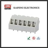 螺钉式PCB接线端子 欧式接线端子KF168 5.00MM距